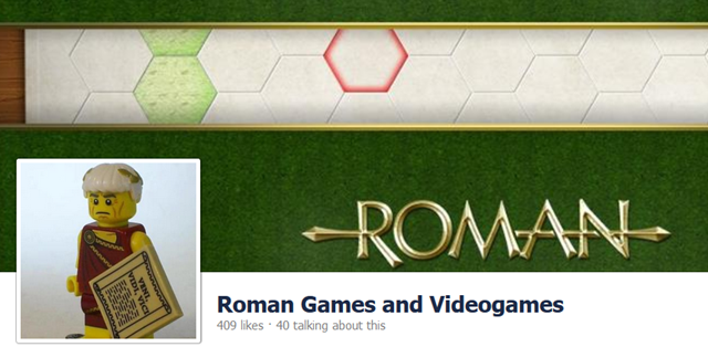 The Romans and videogames