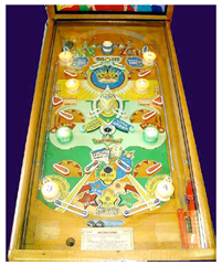 Early Pinball