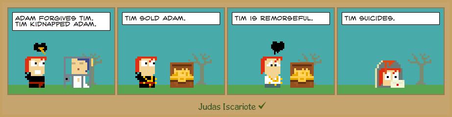 Storyteller gameplay