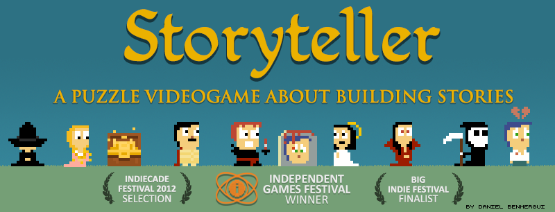Storyteller game site