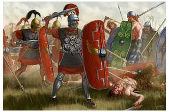 roman-weapons