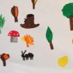 Autumn Plants And Animals