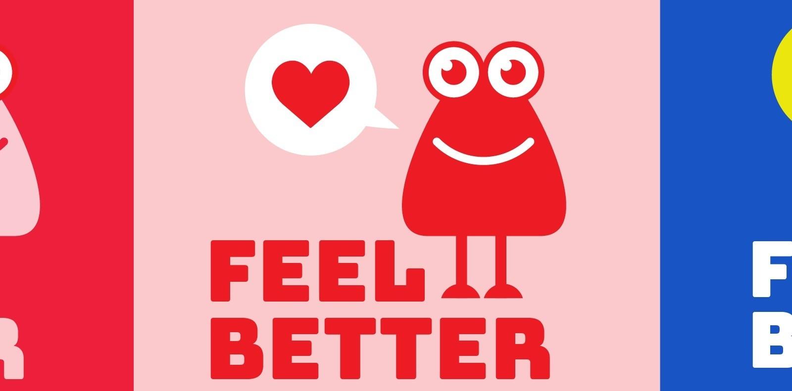 Feel better!
