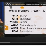 What makes a narrative?