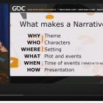 What makes a narrative?
