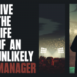 Football Drama: a managerial, narrative & weird football game